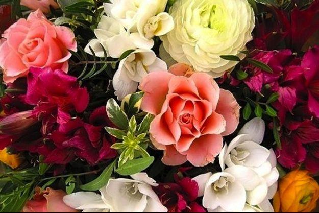 Le nom de la rose est déjà celui de celle que l'on choisit pour souhaiter de belles fêtes.