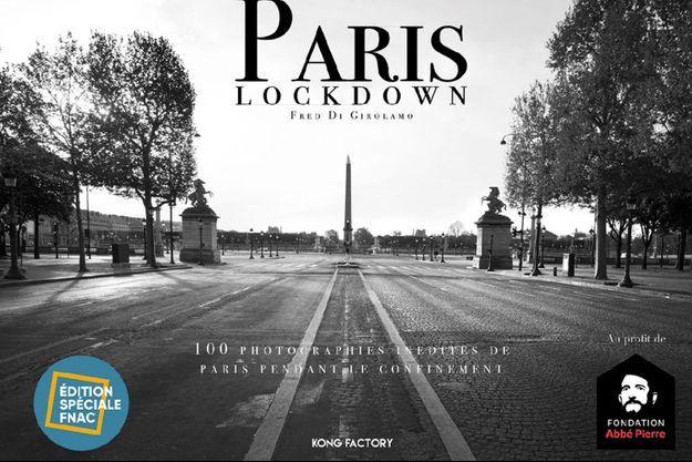 « Paris Lockdown » ou lorsqu'un photographe ouvre son œil et son cœur !