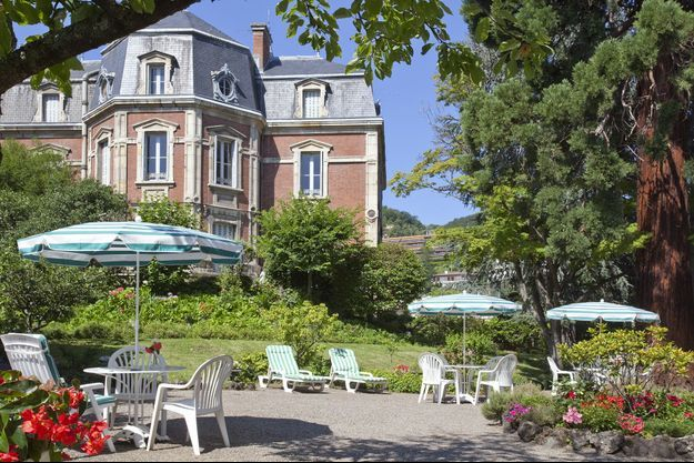 Le Royal Hôtel Saint Mart dans toutes ses splendeurs