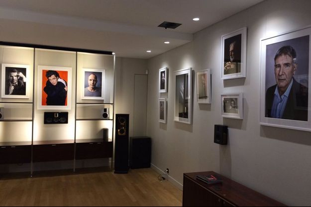 Les photos de Patrick Fouque exposées à la galerie Art and Sound.