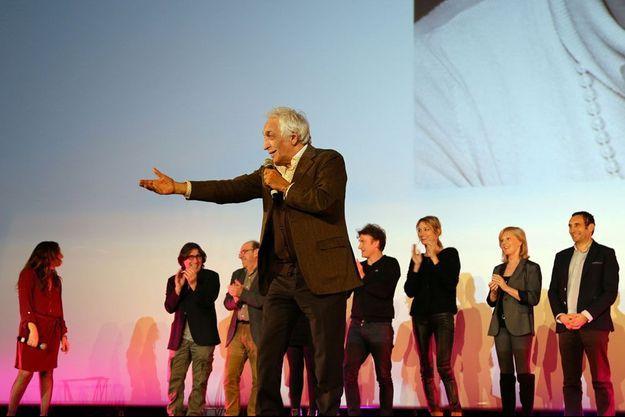 Gérard Darmon, un président du jury super star.