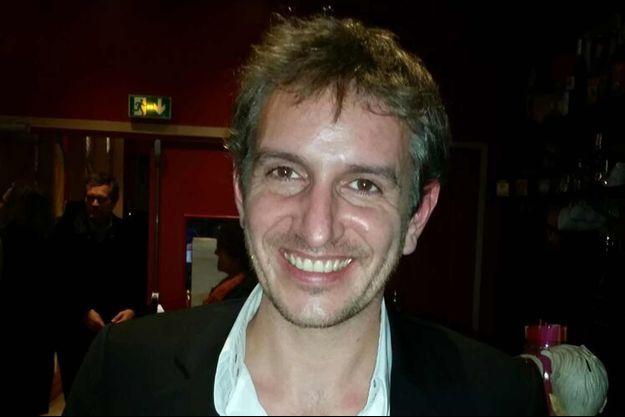 Olivier Sauton.