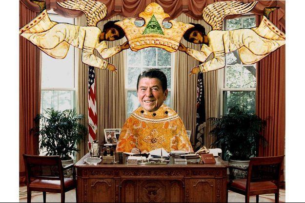 Ronald Reagan a-t-il été guidé par une main occulte ?