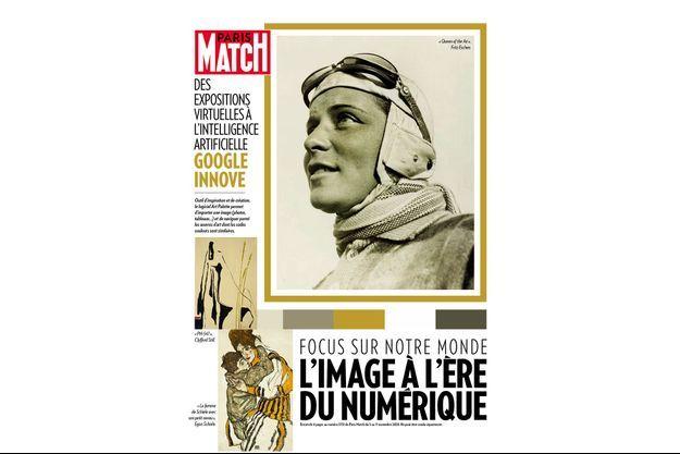 La couverture du supplément « L'image à l'ère du numérique ». En avant première de sa parution cette semaine.
