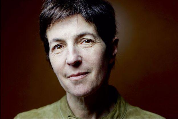 Christine Angot sort son nouveau roman «Un amour impossible».