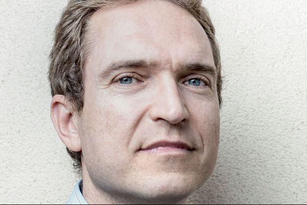 """Fabrice Humbert présente """"Eden utopie""""."""