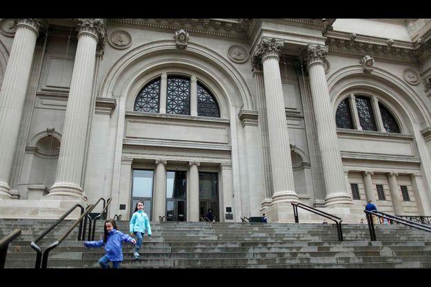 C'est au Met que Leonard Lauder a fait cette donation record.