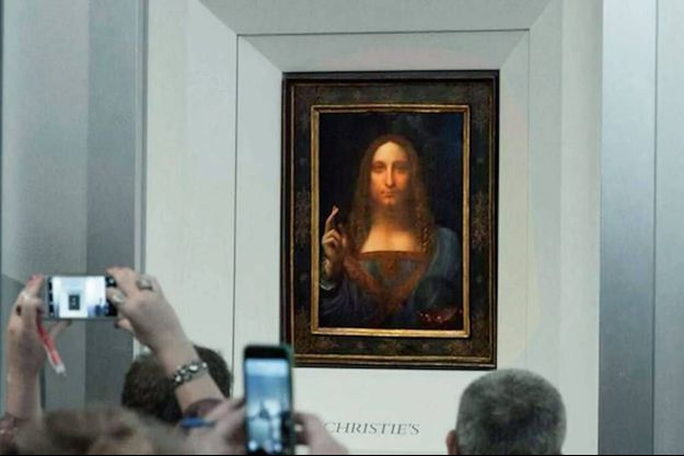 Antoine Vitkine se paie un Léonard de Vinci