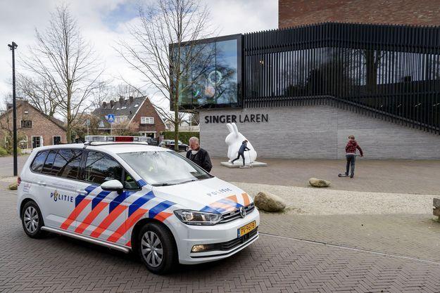 Musée Singer Laren aux Pays-Bas.