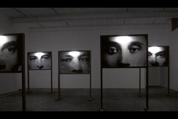 « Les écrans », 1999.