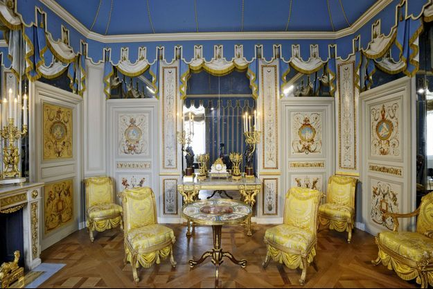 Le cabinet turc du comte d'Artois, frère de Louis XVI, 1775-1785.