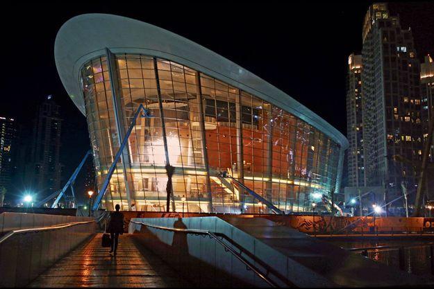 L'Opéra de Dubaï.