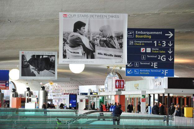 « Nos Stars en Liberté » à voir à l'Aéroport de Paris-Charles de Gaulle