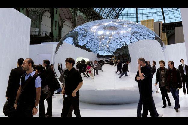 « La force de l'art 02 », jusqu'au 1er juin, Grand Palais, Paris.