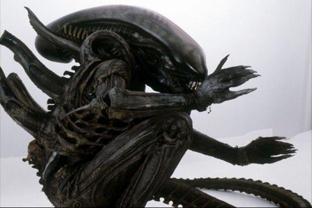 la créature du film Alien