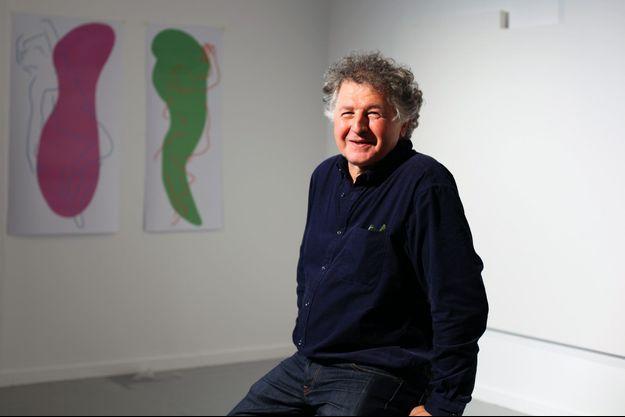 Ivan Messac va réaliser pendant 20 jours une oeuvre en public.
