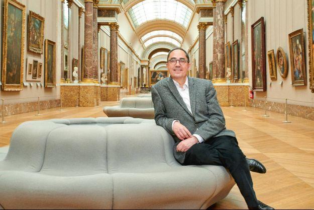 Jean-Luc Martinez : le Louvre dans la peau