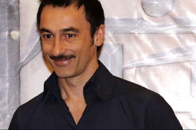 Le chorégraphe Dimitris Papaioannou.
