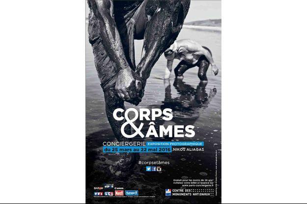 L'exposition de photos très réussie de Nikos Aliagas: « Corps & Ames ».