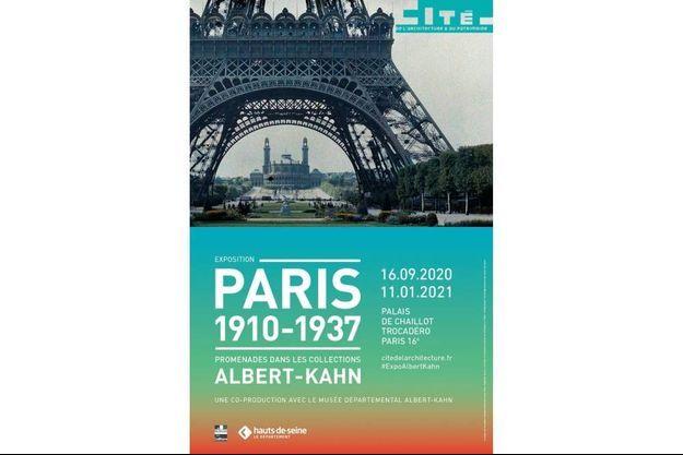 Le Paris en mouvement d'Albert Kahn