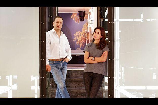 Chiara et Steve Rosenblum