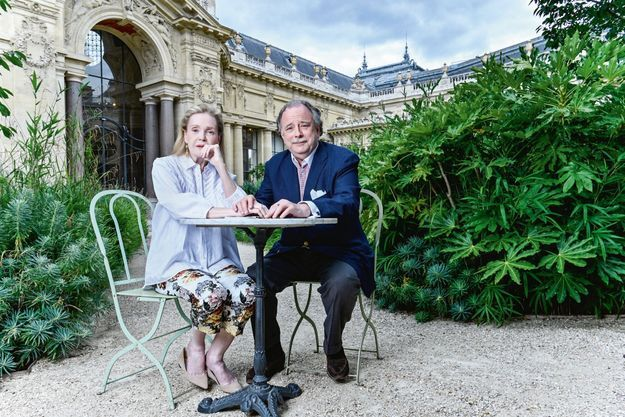 Louis-Antoine et Véronique Prat