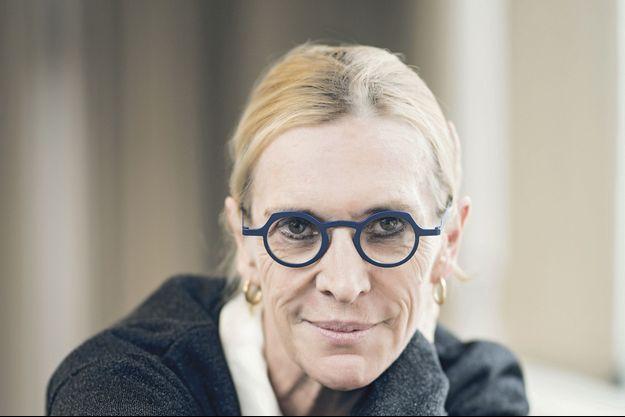 Mathilde Monnier, chorégraphe.