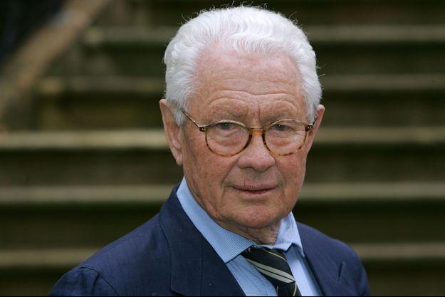 David Hamilton ici en 2006.