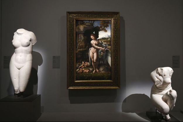 « Léonard de Vinci », au Louvre, jusqu'au 24 février.