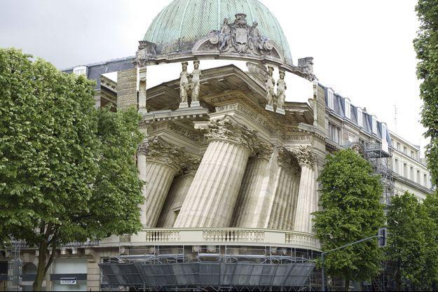 « A contre pierres », un faux tremblement de terre pour Lille 3 000 Fantastic.