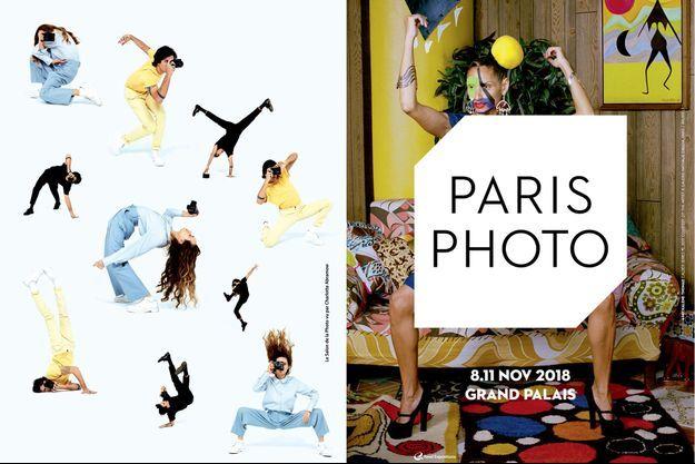 L'affiche du Salon de la photo et de Paris Photo.