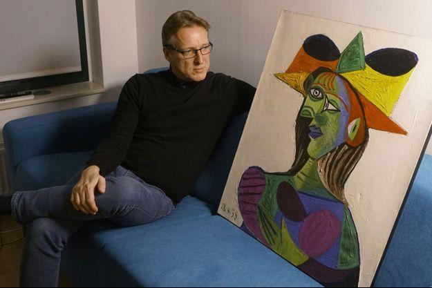 """""""Portrait de Dora Maar"""" a été retrouvé après avoir été volé il y a 20 ans."""