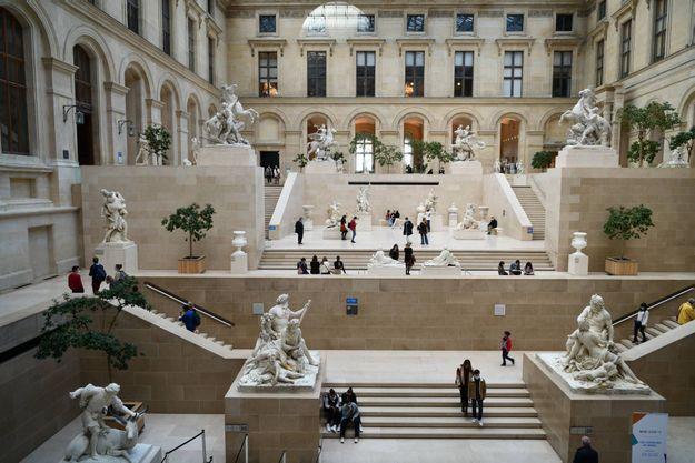 Une faim de Louvre