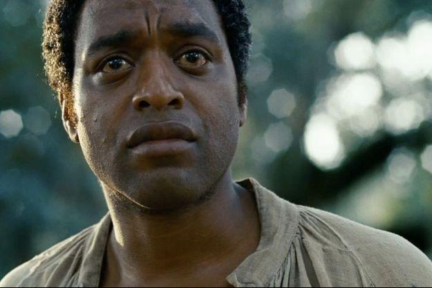 """Chiwetel Ejiofor, favori dans la catégorie meilleur acteur dans un film dramatique pour sa prestation dans """"12 Years a Slave"""""""
