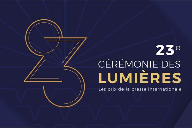L'affiche des 23e Lumières du cinéma français
