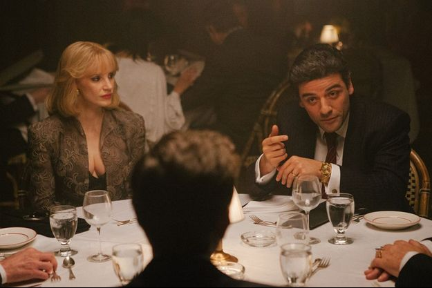 "Oscar Isaac et Jessica Chastain dans ""A Most Violent Year"""