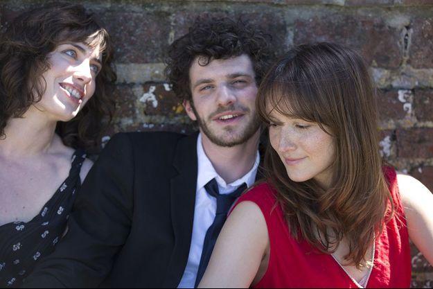 Avec Anaïs Demoustier, Félix Moati, Sophie Verbeeck...