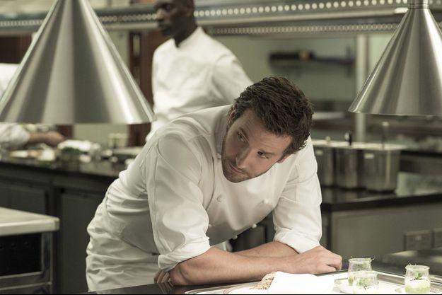 "Bradley Cooper dans ""A Vif""."