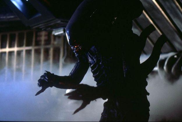 Le monstre Alien va bientôt revenir.