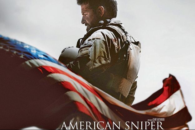 Affiche d'«American Sniper».