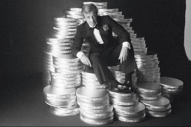 En 1977, avec la sortie de « L'animal », la bête de l'écran boucle ses 20 ans de carrière et son soixantième film.