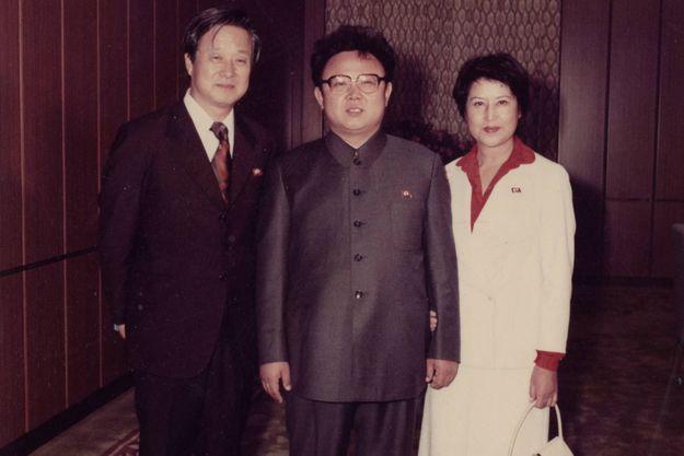 Shin Sang-ok, Kim Jong-il, Choi Eun-hee