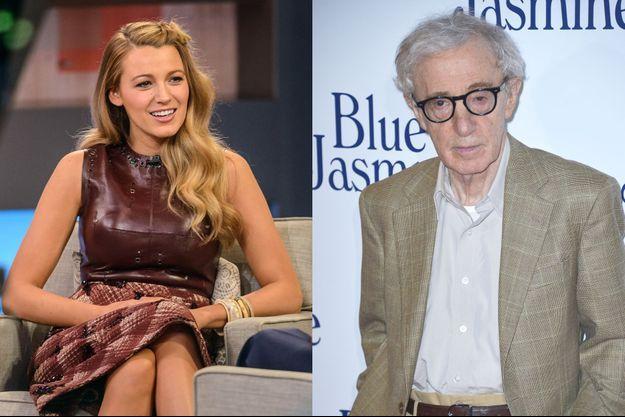 Pour la première fois de sa carrière, Blake Lively tournera devant la caméra de Woody Allen.