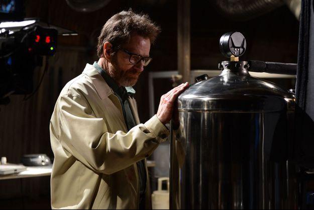 """Bryan Cranston dans la 5e saison de """"Breaking Bad""""."""