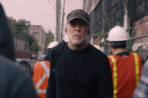 "Bruce Willis dans ""Glass"" de M. Night Shyamalan"