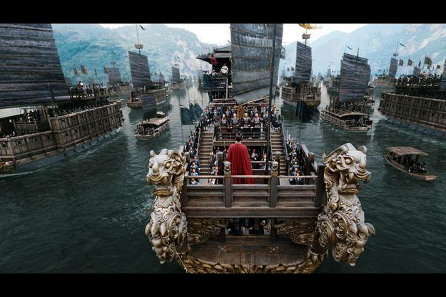 """""""Les 3 royaumes"""" de John Woo"""