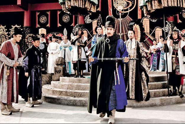 De Tsui Hark. Avec Mark Chao, William Feng, Angelababy, Carina Lau, Lin Gengxin, Ian Kim, Dong Hu, Chen Ku…