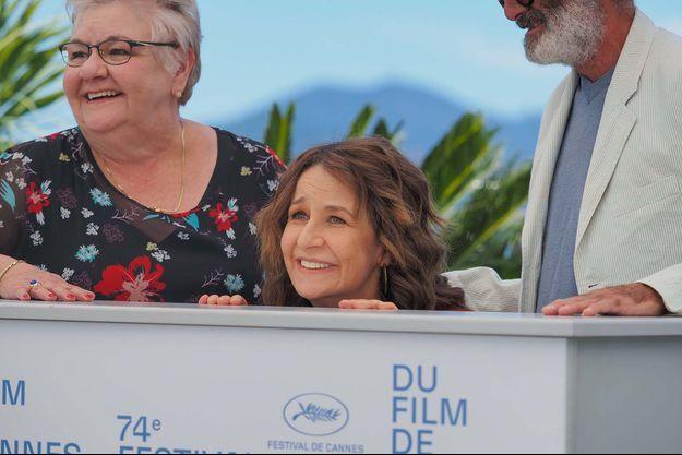 Valérie Lemercier a séduit la critique américaine pour son interprétation de Céline Dion enfant.