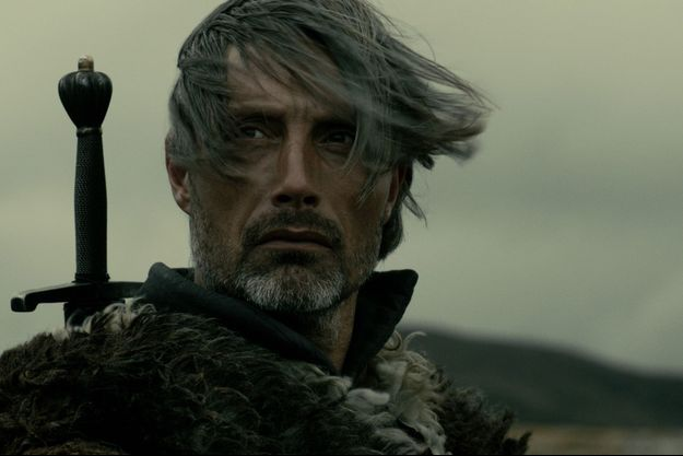 """Mads Mikkelsen, nommé dans la catégorie meilleur acteur pour """"Michael Kohlhaas""""."""