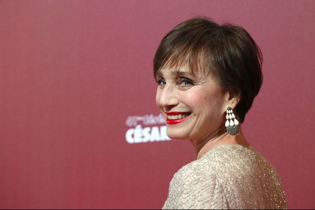 Kristin Scott Thomas, César 2016